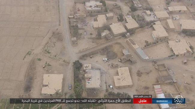 IS tấn công bằng xe bom tự sát, người Kurd thiệt hại nặng nề ở Deir Ezzor - Ảnh 2.