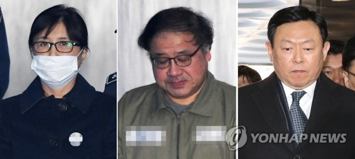 20 năm tù giam cho bạn thân cựu Tổng thống Hàn Quốc - Ảnh 1.