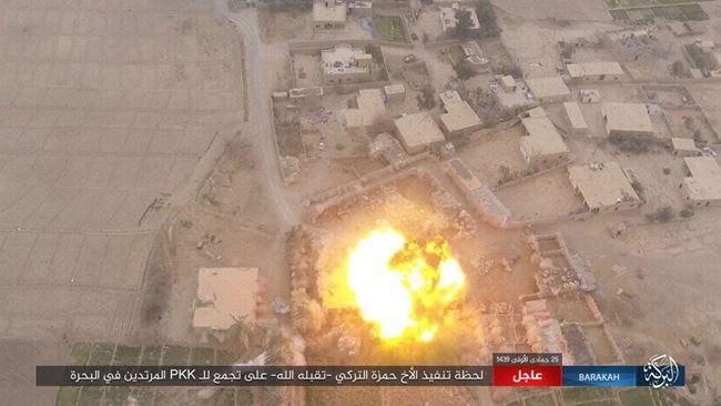 IS tấn công bằng xe bom tự sát, người Kurd thiệt hại nặng nề ở Deir Ezzor - Ảnh 3.