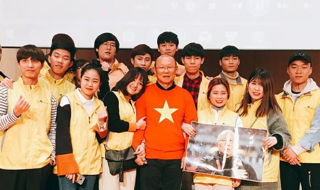 Tết của ông Park Hang-seo - Ảnh 3.