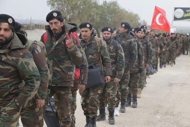 Người Kurd Syria tử chiến diệt hàng trăm tay súng FSA, 33 lính Thổ thiệt mạng - Ảnh 4.