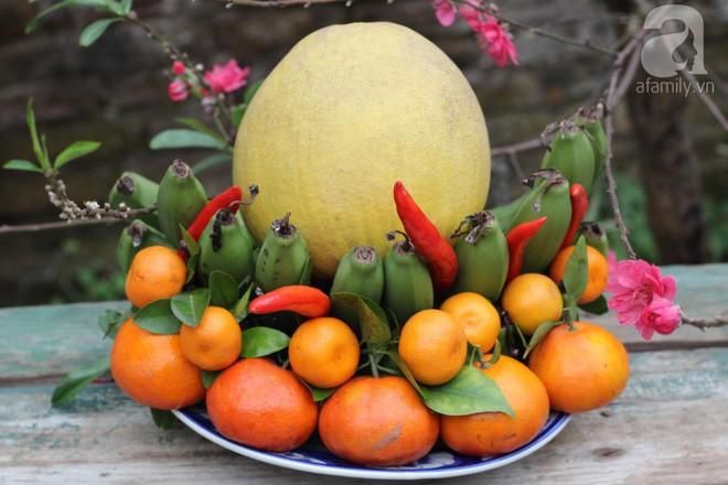 Cách chọn trái cây và bày mâm ngũ quả đơn giản nhất mà đẹp để mang may mắn cả năm - Ảnh 6.