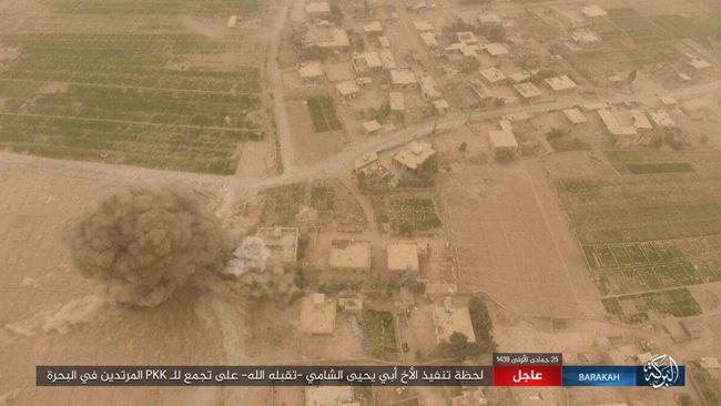 IS tấn công bằng xe bom tự sát, người Kurd thiệt hại nặng nề ở Deir Ezzor - Ảnh 9.