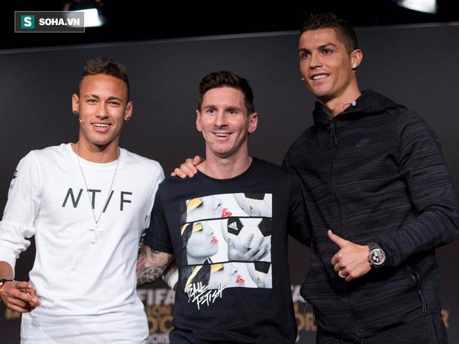 Chưa cần đá với Real Madrid, Neymar đã vô địch ở mặt trận này - Ảnh 2.
