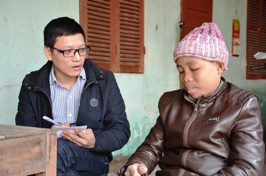 """Quặn lòng xóm """"Lương Sơn Bạc"""" ngày giáp Tết - Ảnh 1."""