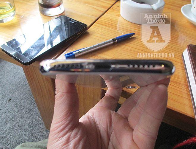 Vụ nữ học viên y tế lừa đảo, đánh tráo iPhone ở cổng viện: Chiếc iPhone giả giống thật cỡ nào? - Ảnh 9.