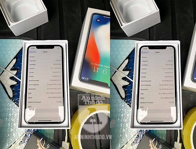 Vụ nữ học viên y tế lừa đảo, đánh tráo iPhone ở cổng viện: Chiếc iPhone giả giống thật cỡ nào? - Ảnh 14.