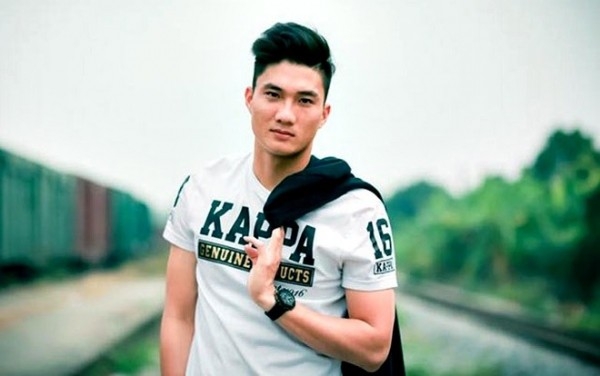 'Hot boy' U23 Việt Nam: 'Tết này tôi vẫn ế vì chưa có ai yêu' - Ảnh 2.