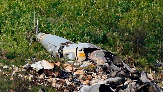 """Tên lửa Syria """"phục kích"""" bắn hạ F-16 Israel? - Ảnh 1."""