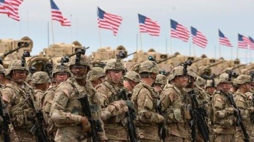 Mỹ và cuộc đua tăng ngân sách quốc phòng - ảnh 1