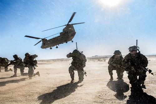 Mỹ và cuộc đua tăng ngân sách quốc phòng - ảnh 2
