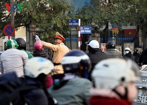 Hà Nội không cấm đường tại những khu vực bắn pháo hoa đêm Giao thừa - Ảnh 4.