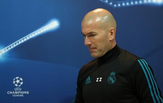 Trận cầu tâm điểm quyết định tương lai HLV Zidane - Ảnh 5.
