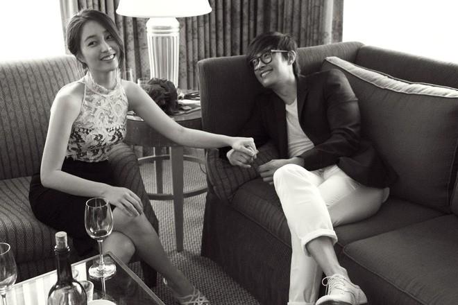 Ngày Valentine của mỹ nhân xứ Hàn cùng tuổi: Người chờ quà của chồng con, kẻ vẫn độc thân lẻ bóng - Ảnh 8.