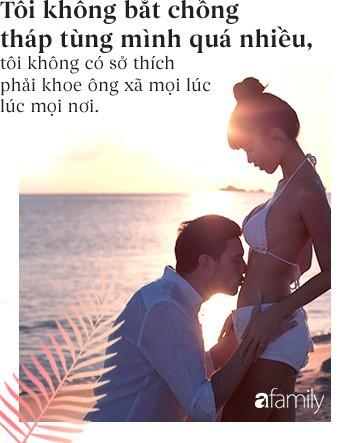 Hà Anh hạnh phúc mang thai tháng thứ 5: Ông xã là hoàng tử ngôn tình của tôi! - ảnh 7