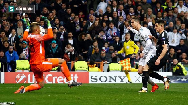 Lội ngược dòng bằng cú đúp khó tin, Ronaldo khiến Neymar nuốt hận - Ảnh 1.
