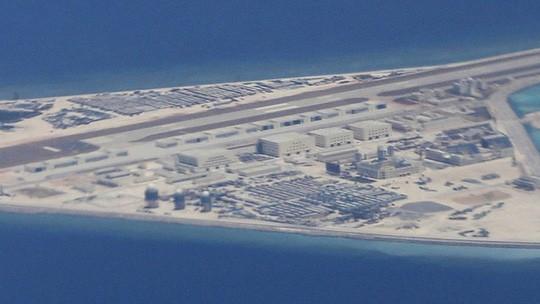 Mỹ tố Trung Quốc xây 7 căn cứ quân sự ở biển Đông - ảnh 1