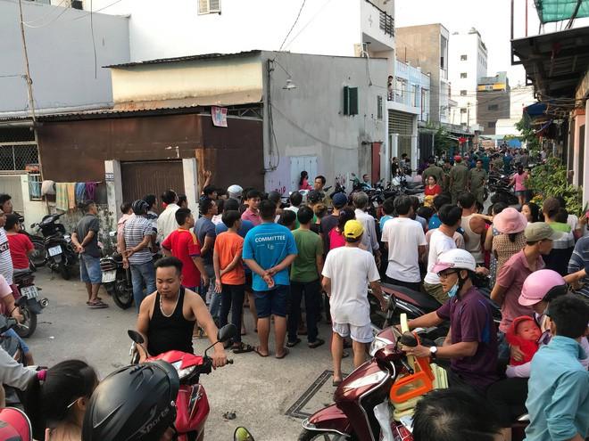 Khoanh vùng nghi can sát hại 5 người trong 1 gia đình ở TP HCM - ảnh 1
