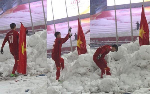 Đỗ Duy Mạnh: 'Sau thành công ở U23 châu Á, chúng tôi muốn vô địch AFF Cup 2018' - Ảnh 1.