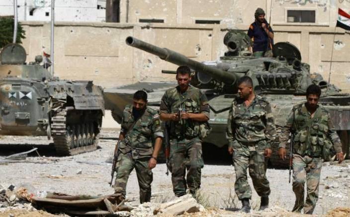 Đặc nhiệm Syria đột nhập khu vực Afrin giữa lúc Thổ nhĩ Kỳ và người Kurd đọ sức nảy lửa