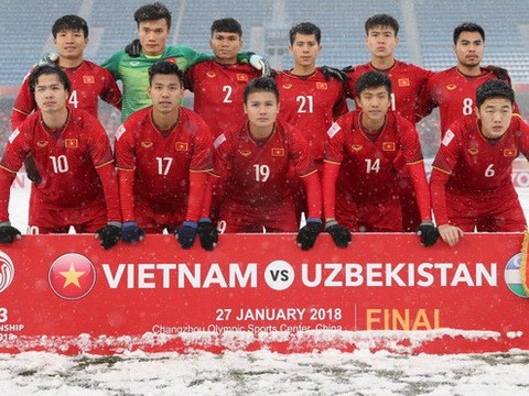 Tuyển Việt Nam nhận 5 tỷ nếu vô địch AFF Cup, Đức Huy muốn giành suất lên tuyển - Ảnh 1.