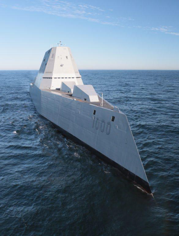 Khu trục hạm Mỹ- Trung 1 chọi 1: Bên nào sẽ ngậm quả đắng dưới đáy biển? - Ảnh 3.