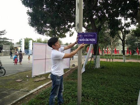 """Một trường học đặt tên """"đường"""" mang tên thầy Park Hang-seo và đội tuyển U23 - Ảnh 3."""