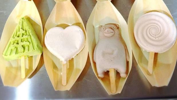 Ăn kem không lo bị chảy ra tay với phát minh kỳ thú này của người Nhật - Ảnh 4.
