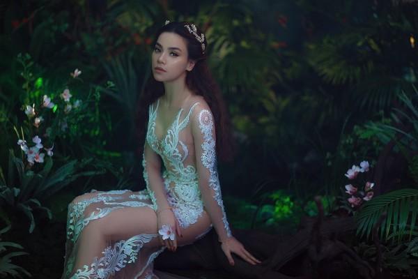 Sao Việt thích diện váy áo trong suốt dễ gây nguy hiểm, khiến người đối diện hoa cả mắt! - Ảnh 7.