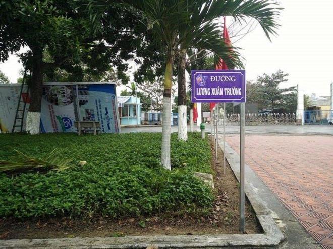 """Một trường học đặt tên """"đường"""" mang tên thầy Park Hang-seo và đội tuyển U23 - Ảnh 8."""