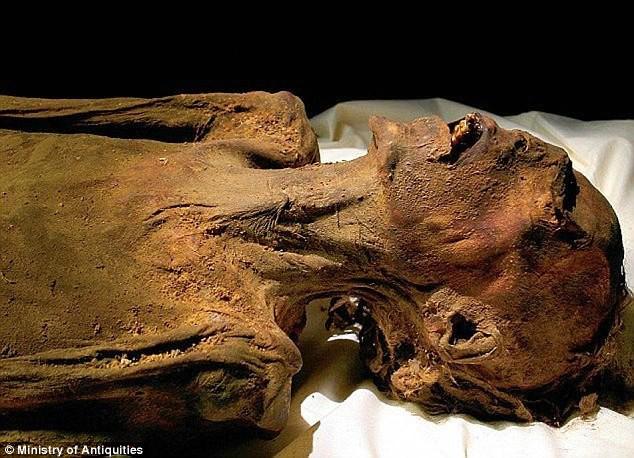 Xác ướp la hét bí ẩn và âm mưu đáng sợ trong Hoàng gia Ai Cập cách đây 3.000 năm - Ảnh 3.