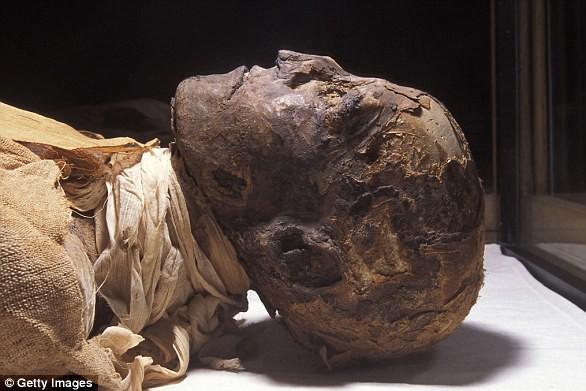 Xác ướp la hét bí ẩn và âm mưu đáng sợ trong Hoàng gia Ai Cập cách đây 3.000 năm - Ảnh 4.
