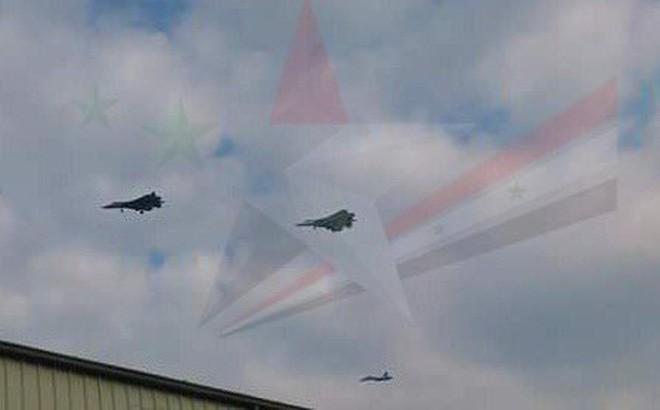 Tiêm kích tàng hình Su-57 Nga thử lửa ở Syria: Chơi rắn hay liều lĩnh quá mức? - Ảnh 1.