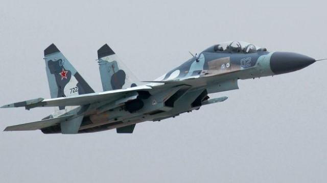 Nga ồ ạt triển khai thêm tiêm kích Su-35, cường kích Su-25 tới Syria: Chuẩn bị đánh lớn? - Ảnh 1.