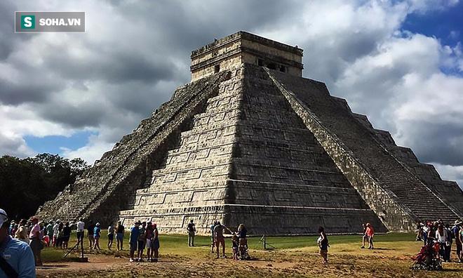 Phát hiện thủ phạm có thể quét sạch công trình khảo cổ 4.000 năm tuổi ở Mexico - Ảnh 1.