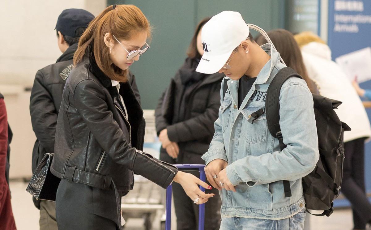 Linh Chi, Lâm Vinh Hải công khai đưa nhau đi du lịch