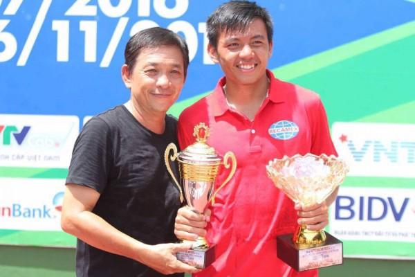 Lý Hoàng Nam đón sinh nhật tuổi 21: Người viết sử cho quần vợt Việt - Ảnh 1.