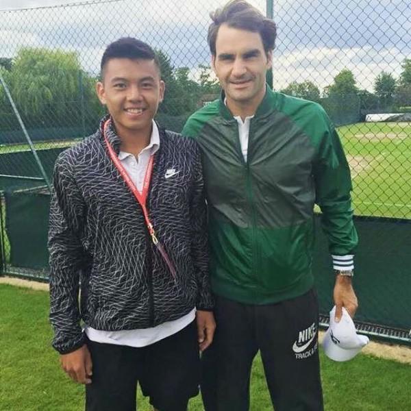 Lý Hoàng Nam đón sinh nhật tuổi 21: Người viết sử cho quần vợt Việt - Ảnh 3.