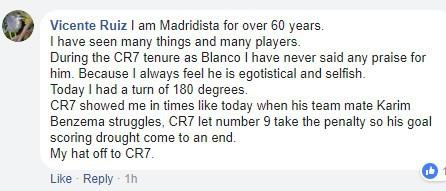 Nhường Benzema đá penalty, không cần lập hat-trick, ai bảo Ronaldo luôn ích kỷ? - Ảnh 5.