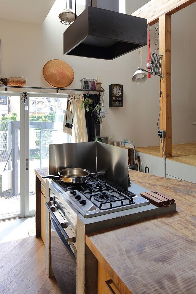 Ngôi nhà đẹp hoàn hảo dành cho 5 người khiến ai cũng phải ngưỡng mộ ở Nhật - Ảnh 7.