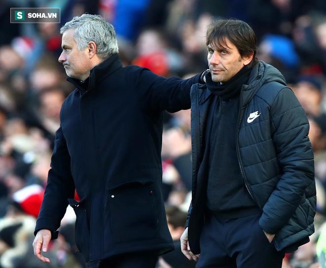 Sao trẻ tỏa sáng, trung phong phá dớp: Đây, Mourinho đích thực là Người đặc biệt! - Ảnh 2.