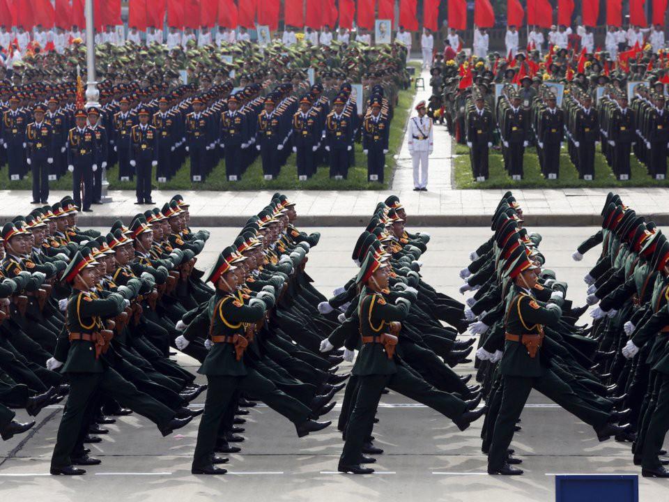 Việt Nam lọt vào Top 25 quân đội hùng mạnh nhất thế giới