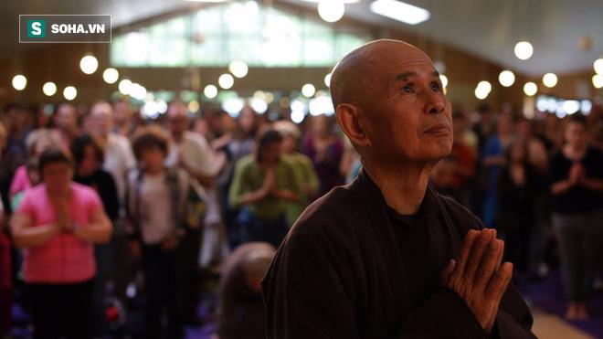 Công chiếu phim tài liệu về thiền sư Thích Nhất Hạnh ở Việt Nam - Ảnh 1.