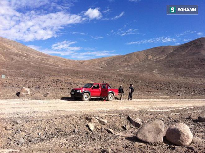 Tìm thấy sinh vật có khả năng chết đi sống lại tại hoang mạc khô hạn nhất hành tinh - Ảnh 2.