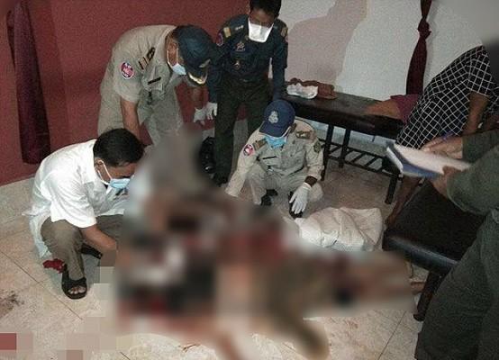 Du khách Mỹ cưỡng bức, sát hại nữ nhân viên mát xa Campuchia - Ảnh 1.