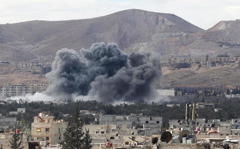 Mỹ gay gắt lên án Nga dung túng Syria tấn công hóa học nhưng bằng chứng... vẫn đang đi tìm