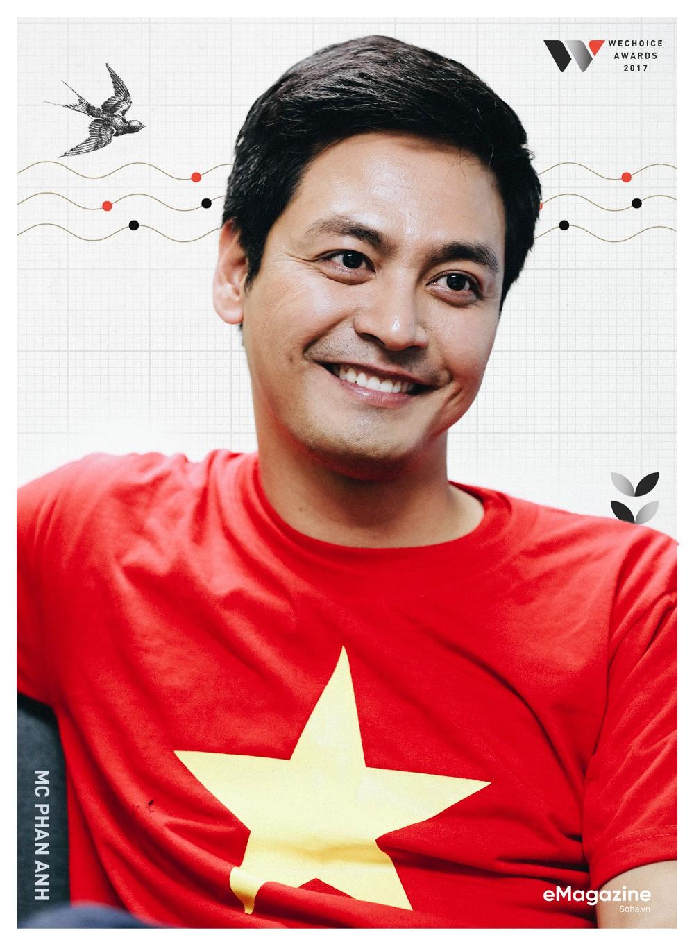 """MC Phan Anh: """"Có một buổi sáng sau khi ngủ dậy, tôi thấy tóc mình bạc trắng - Ảnh 19."""