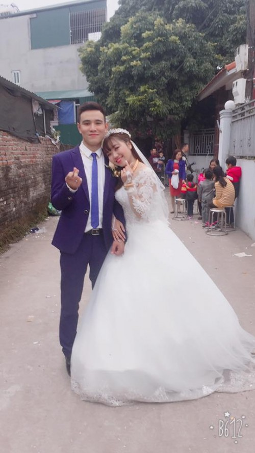 Cặp đôi quyết định lấy nhau sau 3 tháng quen rồi về yêu tiếp gây sốt cộng đồng mạng - Ảnh 1.