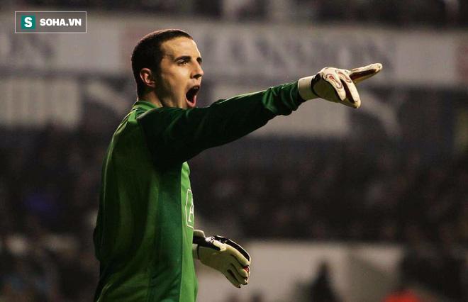 Nghệ thuật Man United: Dùng thủ môn cả sự nghiệp chỉ bắt 1 trận vẫn làm Tottenham bó tay - Ảnh 1.