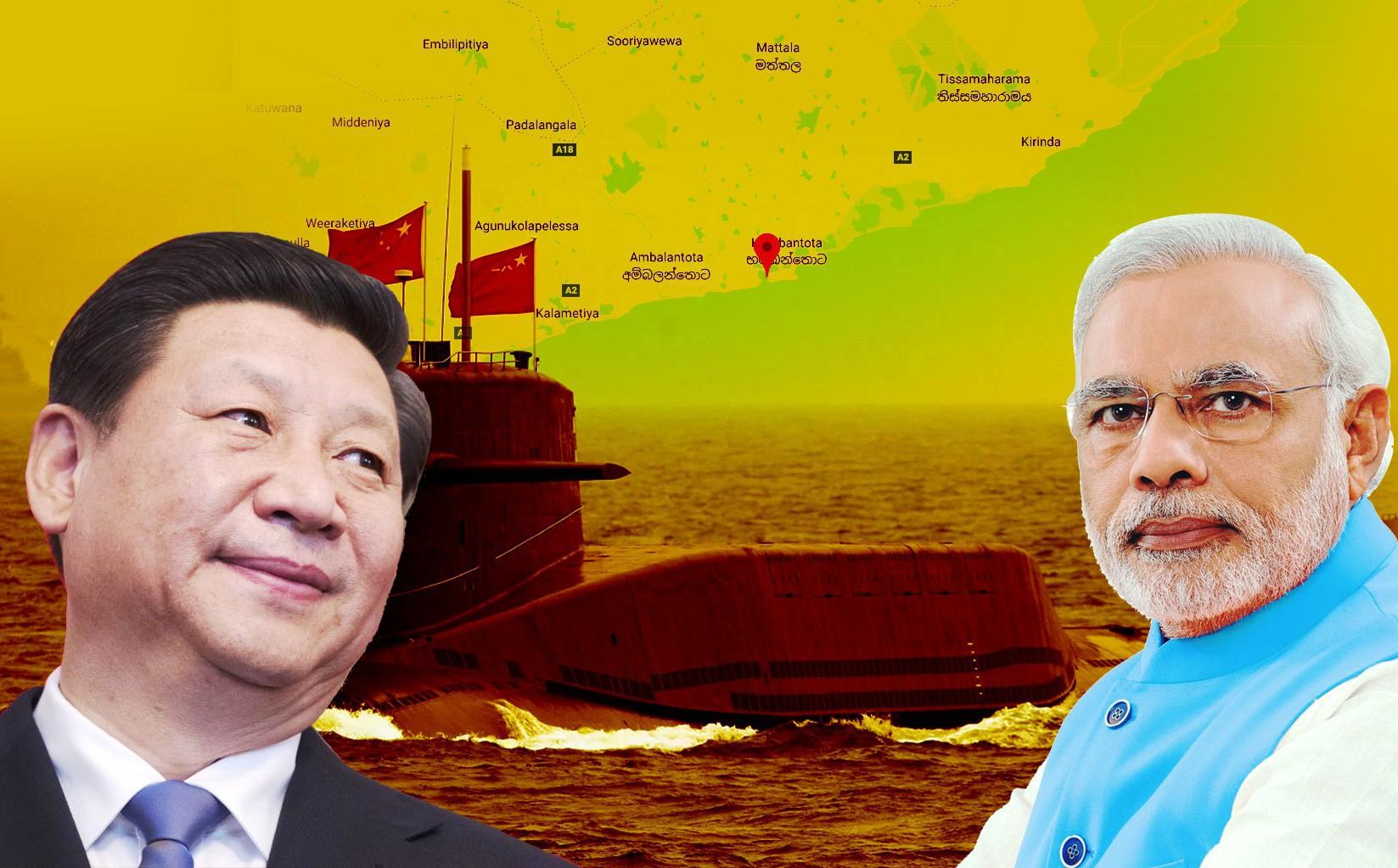 TQ siết chuỗi ngọc trai, Ấn Độ cay đắng nhìn chiến lược của Bắc Kinh